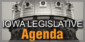 2017IowaLegislativeAgenda