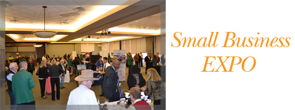 Events Page Small Business Expo Graphic