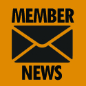 "Check out the latest news from our members! If you're a member, submit your news by clicking on ""Member Login"" above."