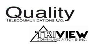 Tri-View Communications Logos