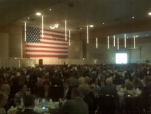 The Chamber Annual Dinner Crowd