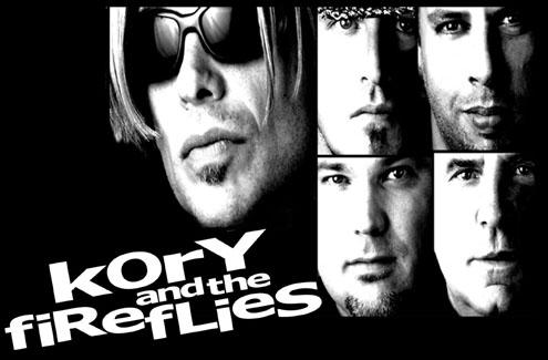 KORY AND THE FIREFLIES