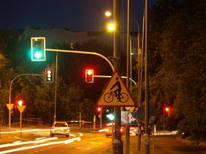 Traffic Green Light